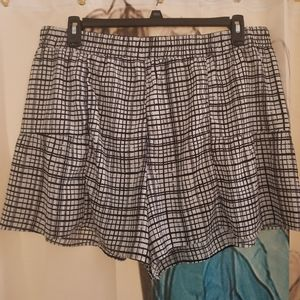 Forever 21+ Shorts Size 2X